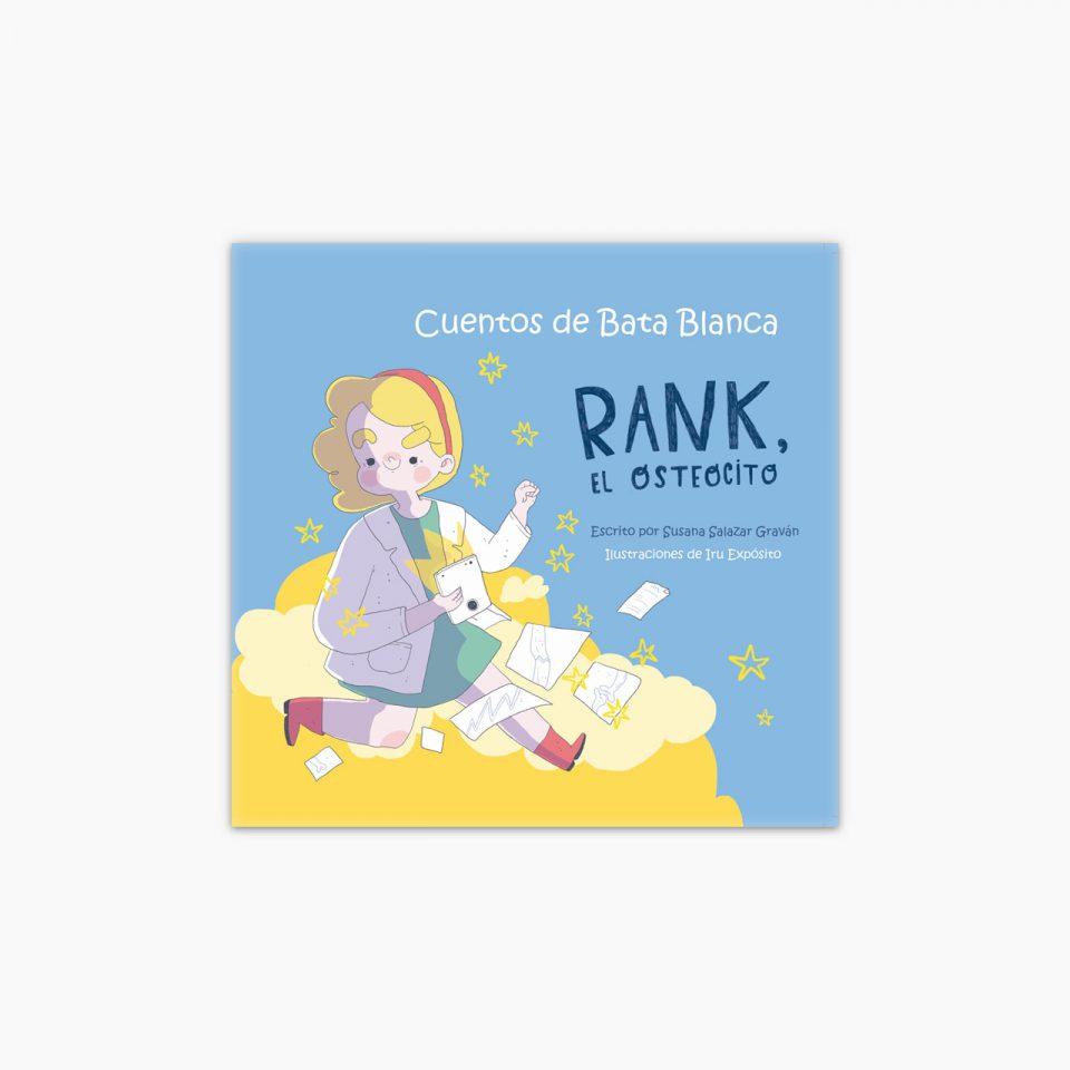 Portada - RANK, el osteocito