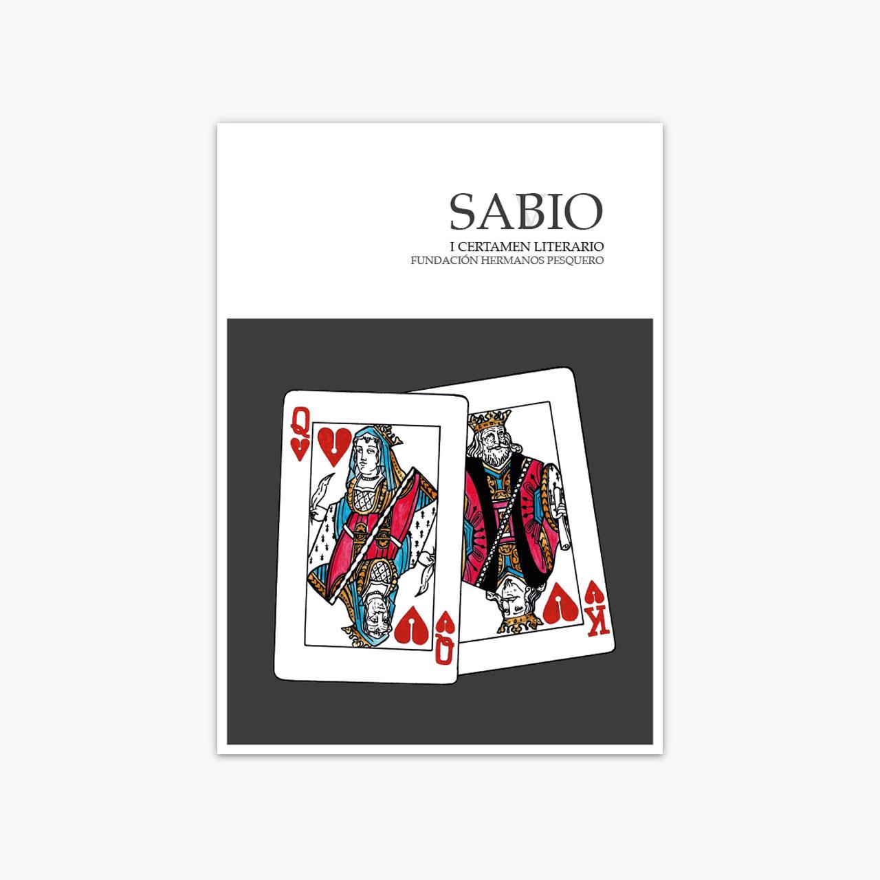 SABIO. Primer Certamen Literario